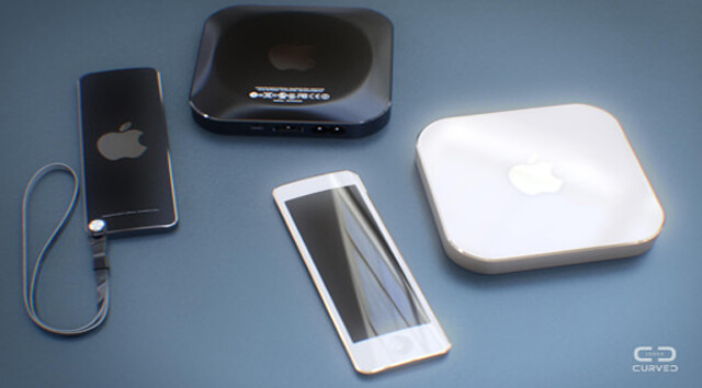 Technology and apple tv