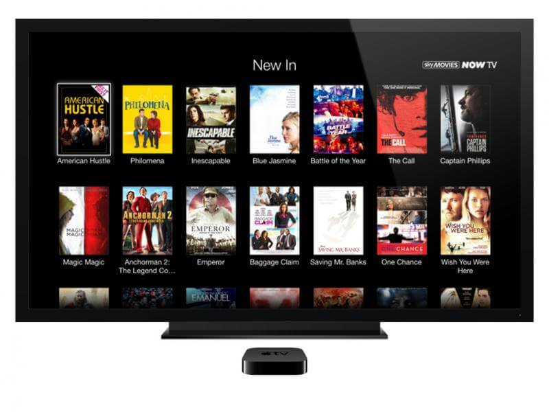 Apple tv entertainment