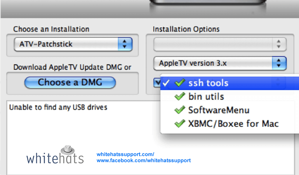 Choose Apple TV--Smart TV Support-WhitehatsSupport
