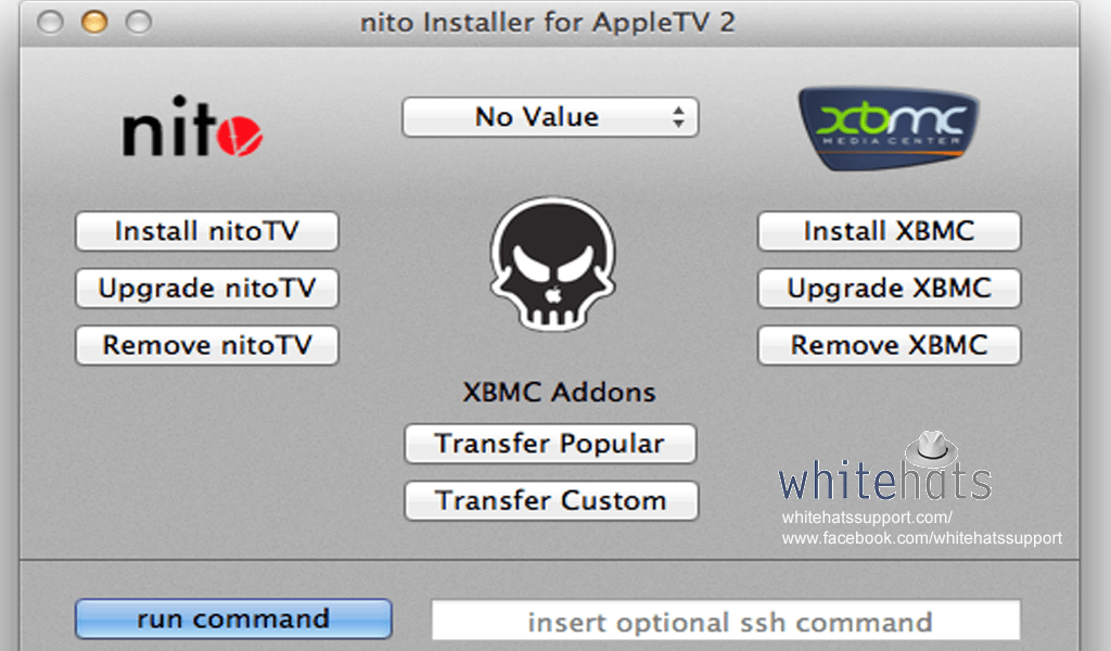 Download the nitro installer software on your PC or Mac--Smart TV Support-WhitehatsSupport