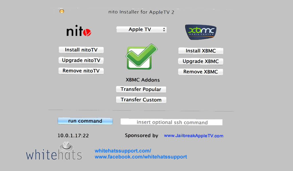 Installer application after seeing the green checkmark-Smart TV Support-WhitehatsSupport