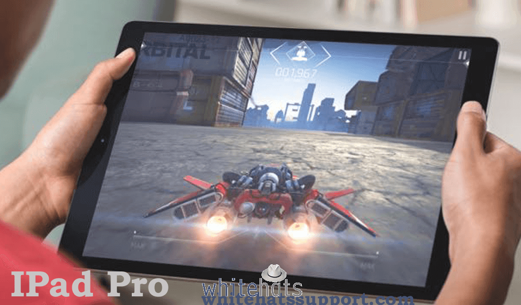 IPad Pro-Smart TV Support-WhitehatsSupport