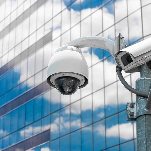 2 Wireless IP Camera Surveillance Package Dubai