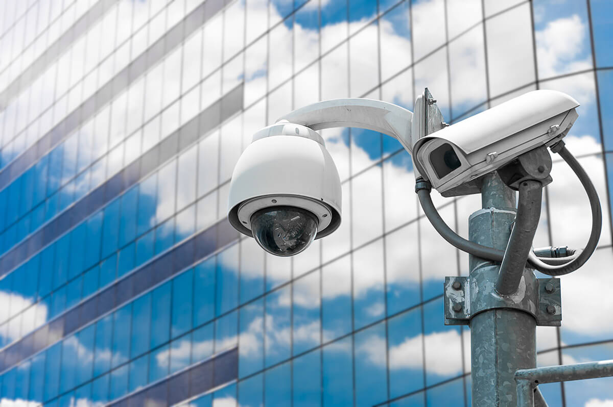 use of surveillance cameras