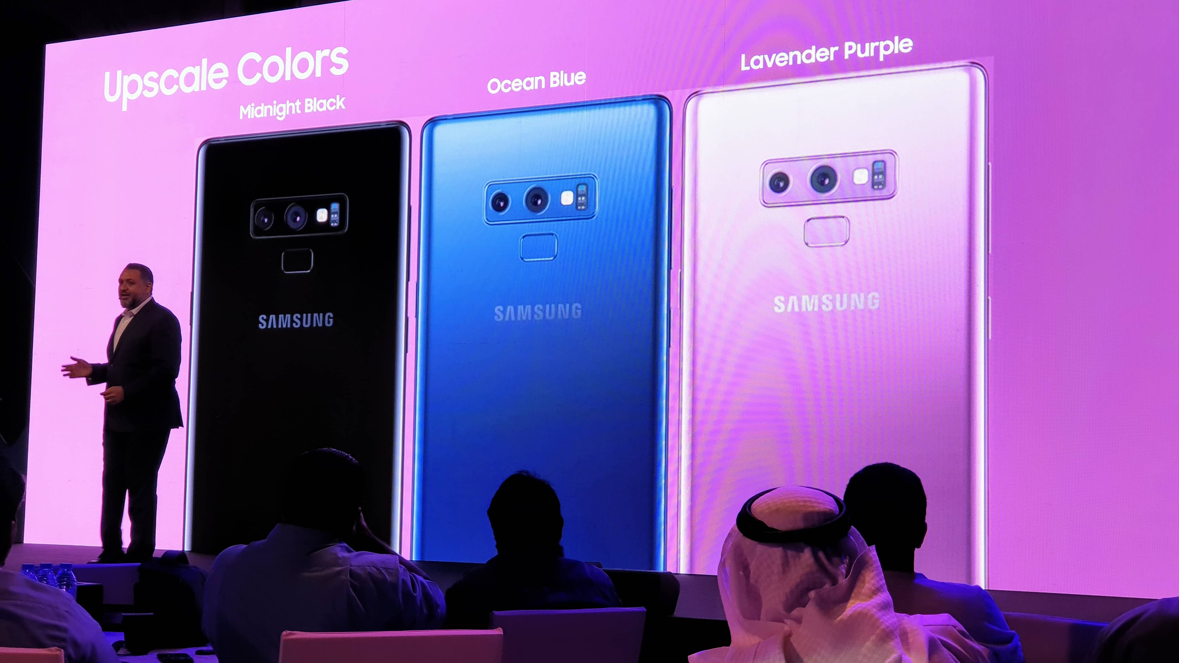Samsung Galaxy note 9 in UAE | Features,Specs & Price